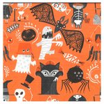 Waitrose Halloween Napkins