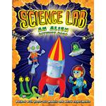 Science Lab, An Alien Activity Book