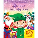 Elf's First Christmas Sticker & Activity Book