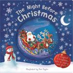 Glitter Globe Gift Book, The Night Before Christmas