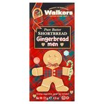 Walkers Gingerbread Men