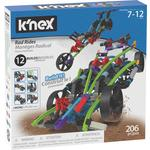 K'NEX Rad Rides 12 in 1 Building Set, 7yrs+