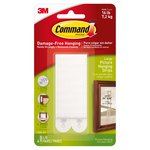 Command Picture Hanging Strips White Large (4 sets/pk)