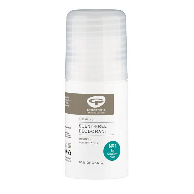 Green People Organic Roll On Deodorant Unscented