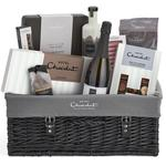 Hotel Chocolat The Festive Chest Christmas Hamper