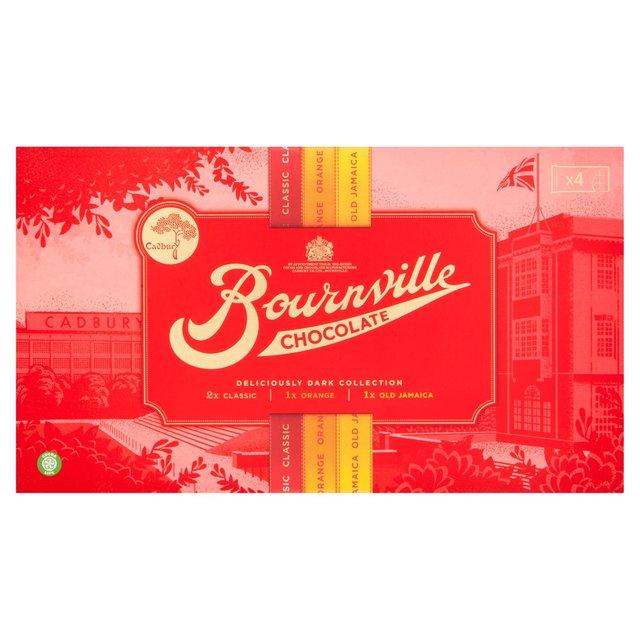 Cadbury Bournville Retro Chocolate Selection Box Ocado