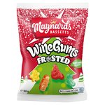 Maynards Bassetts Frosted Wine Gums Sweets Bag