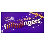 Cadbury Dairy Milk Chocolate Fingers Biscuits Gift Box