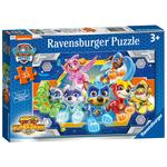 Paw Patrol Mighty Pups 35pc Jigsaw Puzzle