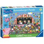 Peppa Pig Family Celebrations, 24pc Giant Floor Jigsaw Puzzle