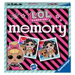 LOL Surprise! Mini Memory Card Game, 3 yrs+