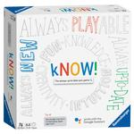 KNOW, Board Quiz Game powered by the Google Assistant, 10 yrs+