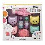 Miss Cutie Pie Kitty Bath Set