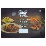 The Juicy Meat Co Low, Slow & Easy Texas Style BBQ Beef Short Ribs