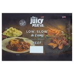 The Juicy Meat Co Low, Slow & Easy Beef Cheeks with Creamy Mustard Sauce