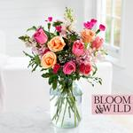Bloom & Wild At Home The Bright Roses