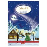 Lindt Milk Chocolate Mini Advent Calendar with Desk Stand
