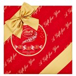 Lindt Lindor Milk Chocolate Gift Wrapped Box