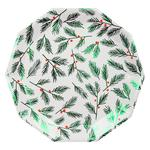 Meri Meri Christmas Leaves Paper Plates