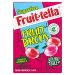 Fruittella Sugarfree Fruit Drop Red Berry