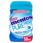 Mentos Chewy & Fresh Peppermint Candy 90 Pieces