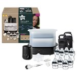 Tommee Tippee Complete Feeding Set Black