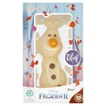 Kinnerton Frozen 2 White Chocolate Olaf Hollow Figure
