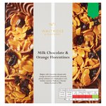Waitrose 1 Milk Chocolate & Orange Florentines
