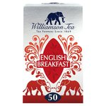 Williamson Fine Teas English Breakfast Teabags
