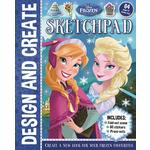 Disney Frozen, Design & Create Sketchpad