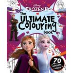 Disney Frozen II, The Ultimate Colouring Book