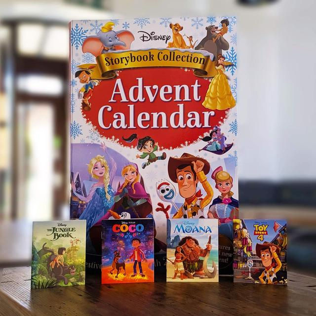 disney story book advent calendar 2019 ocado. Black Bedroom Furniture Sets. Home Design Ideas
