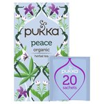 PUKKA Peace Herbal Tea