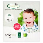 Bamaboo by Mama Bamboo Eco-disposable Bamboo Nappies Size 5 Essentials