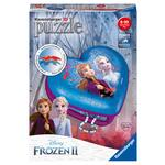 Disney Frozen 2, Heart Shaped 54pc 3D Jigsaw Puzzle