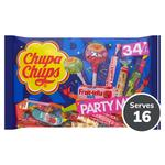 Chupa Chups Party Mix Bag