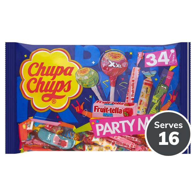 Chupa Chups Party Mix Bag Ocado