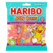 Haribo Jelly Beans Vegetarian Sweets