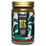 Little's Brazil Decaf Premium Origin Instant Coffee