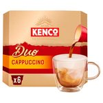 Kenco Duo Cappuccino Instant Coffee