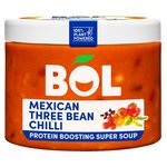 BOL Mexican Chilli Non Carne, Chickpeas & Rice Protein Boosting Super Soup
