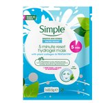 Simple Hydrogel Reset Sheet Mask