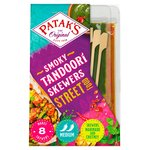 Patak's Tandoori Street Food Skewer Kit