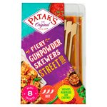 Patak's Gunpowder Street Food Skewer Kit