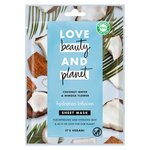 Love Beauty & Planet Blooming Radiance Sheet Mask