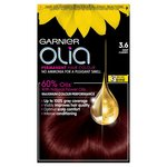 Garnier Olia 3.6 Deep Cherry Red Permanent Hair Dye