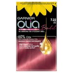 Garnier Olia Bold 7.22 Deep Rose Permanent Hair Dye