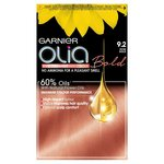 Garnier Olia Bold 9.2 Rose Gold Permanent Hair Dye