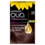 Garnier Olia 5.15 Frosted Chocolate Brown Permanent Hair Dye