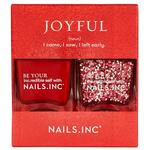 Nails Inc. Joyful Duo